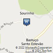 Quinta do Sourinho  Map