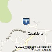 Casa do Salgueirinho Map